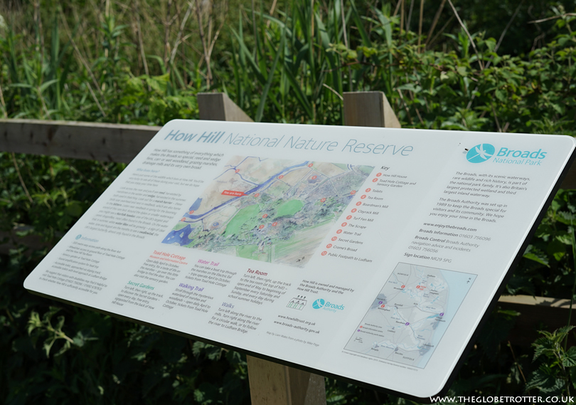 How Hill National Nature Reserve