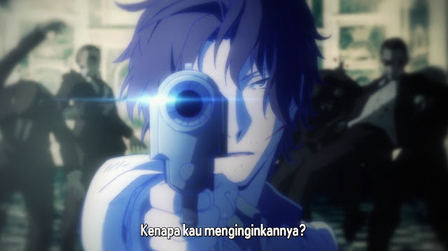 Bungou Stray Dogs 2nd Season Subtitle Indonesia Episode 04