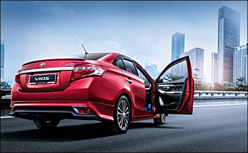 2017 Toyota Vios Price