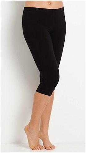 Knee-Length Leggings