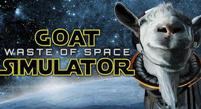 Goat Simulator Waste of Space Apk + Data For Android (paid)
