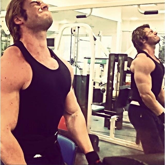 Thor disse que a DHEA é indicada por alguns médicos e vendida em lojas de suplementos Foto: Instagram/Reprodução