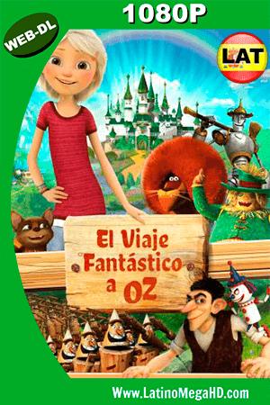 El Viaje Fantástico a Oz (2017) Latino HD WEB-DL 1080P ()