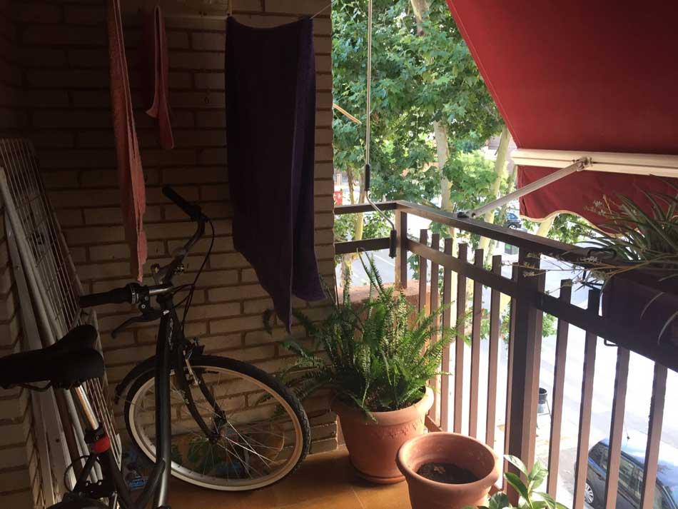piso en venta pau gumbau castellon terraza
