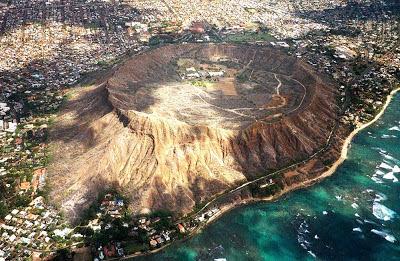 Cratera Diamond Head – Havaí
