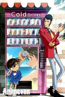 Lupin III vs Detective Conan The Movie 2 -  2013 Poster