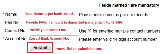pnb cash deposit slip pdf download