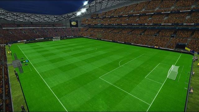 Stadium Australia PES 2017