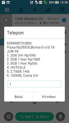 paket internet tri 3g 2gb cuma 10 ribu