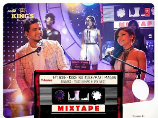 ROKE NA RUKE + MAST MAGAN LYRICS: Latest mix of two beautiful melodies Roke Na Ruke/Mast Magan sung by Tulsi Kumar & Dev Negi from #TseriesMixTape composed by Abhijit Vaghani.