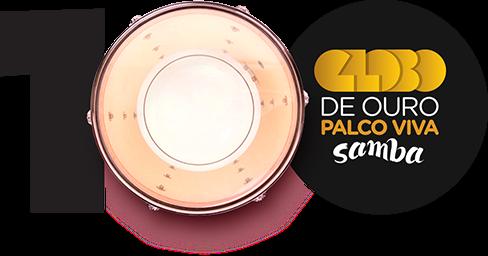 Globo de Ouro Palco  Viva - Samba com Cauã Reymond e Taís Araújo estreia hoje no canal VIVA.