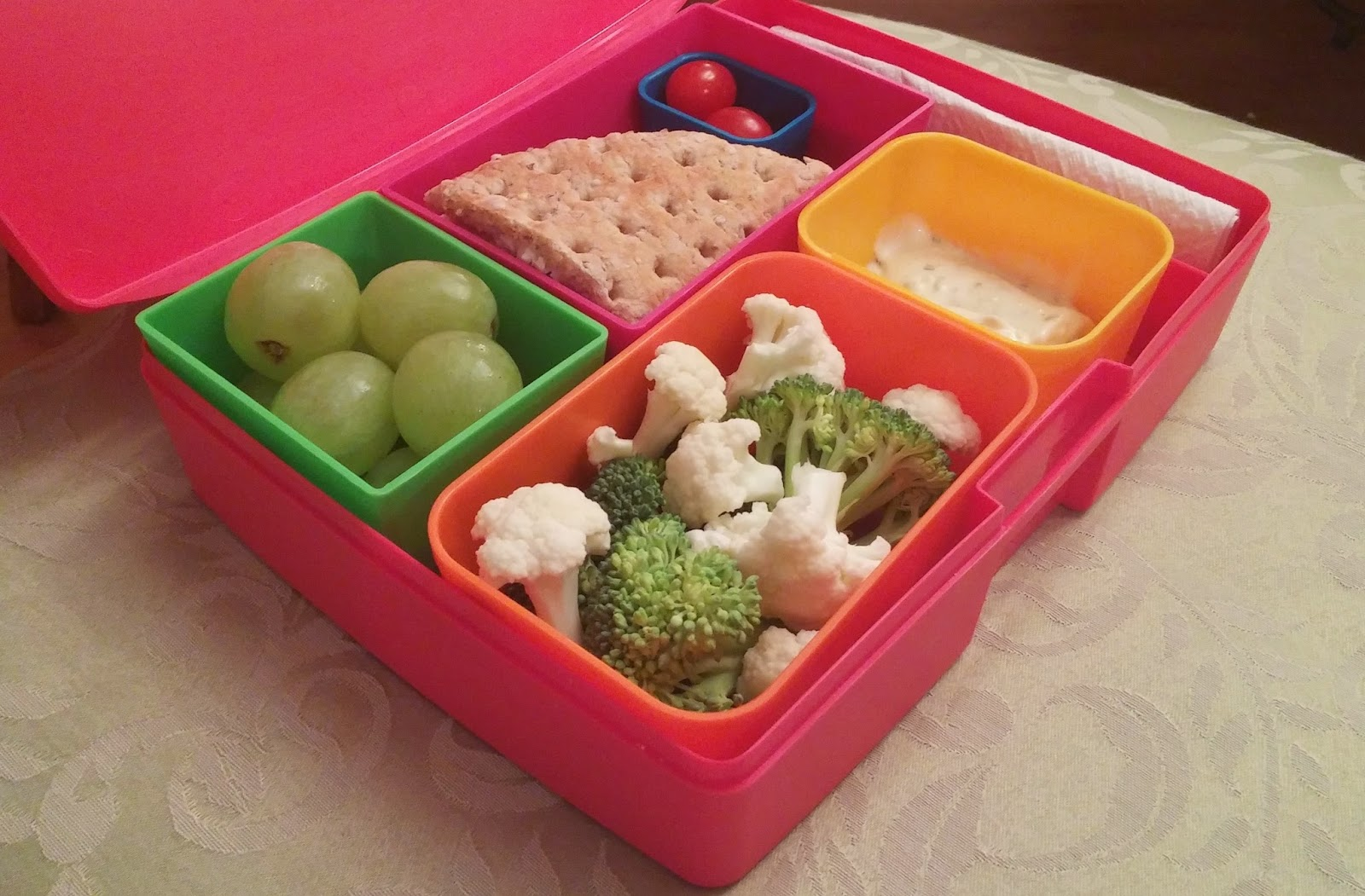 Healthy Lunch Ideas - Good in Every Grain #MyKidsLunch