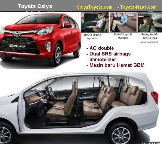 Harga Toyota Calya Semarang 2021 Kredit Dp Ringan Mobil