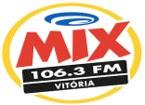 Rádio Mix FM 106,3 de Vitória ES