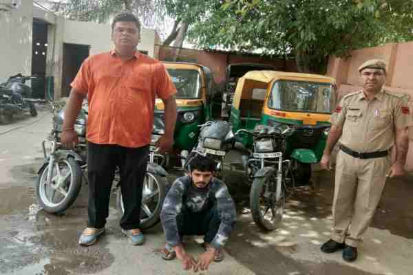 cia-uncha-gaon-arrested-one-chori-accused-recovered-vehicle