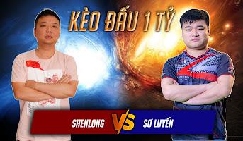Shenlong vs Sơ Luyến | Solo Shang | 25/05/2021