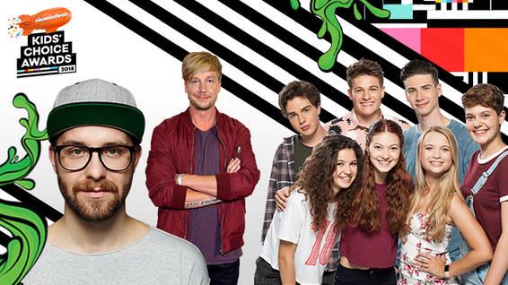 NickALive!: Nick GSA To Host \'Nickelodeon Kids\' Choice Awards 2018 ...