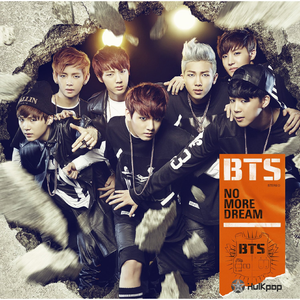 [Single] BTS – NO MORE DREAM (Japanese)