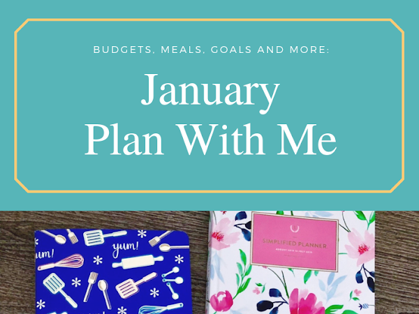 January Plan With Me