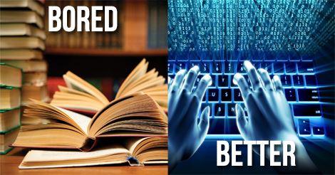 Belajar dengan cerdas, bukan hanya sekedar belajar biasa saja