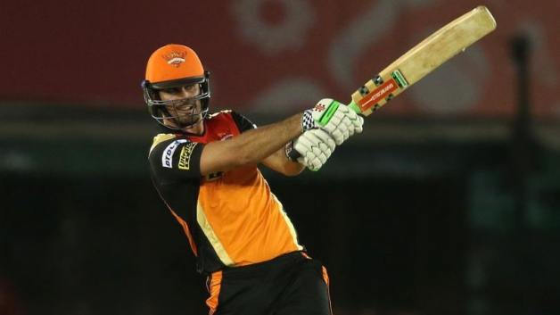 The defining moment of the IPL final was SRH batter Ben Cutting hitting RCB bowler Shane Watson for a huge six - outside the stadium.   Bangalore's Chinnaswamy stadium is known for its small cricket ground, but it is still not a daily occurrence that a batsman sends the ball flying over the roof.  That is precisely what Ben Cutting did by sending the ball flying over a distance if 117 metres.   The the last over for RCB was bowled by Shane Watson. The second ball an attempted yorker went as a full toss, which Ben Cutting timed so well and hit so hard, it went over the galleries and crossed the roof of the stadium.