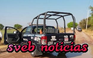 Hallan un ejecutado y maniatado en Tarimoro Guanajuato