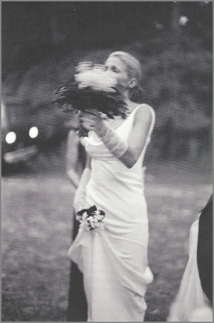 Carolyn Bessette wedding
