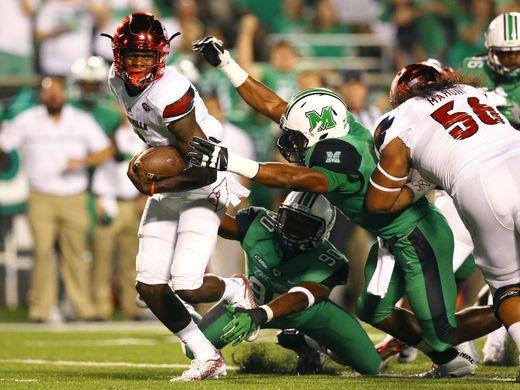 NFL Games : College Football's Week 4 Winners and Losers