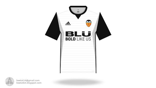 outlet store ead3e 03fee Beetot Kit: Valencia CF Kit 1718