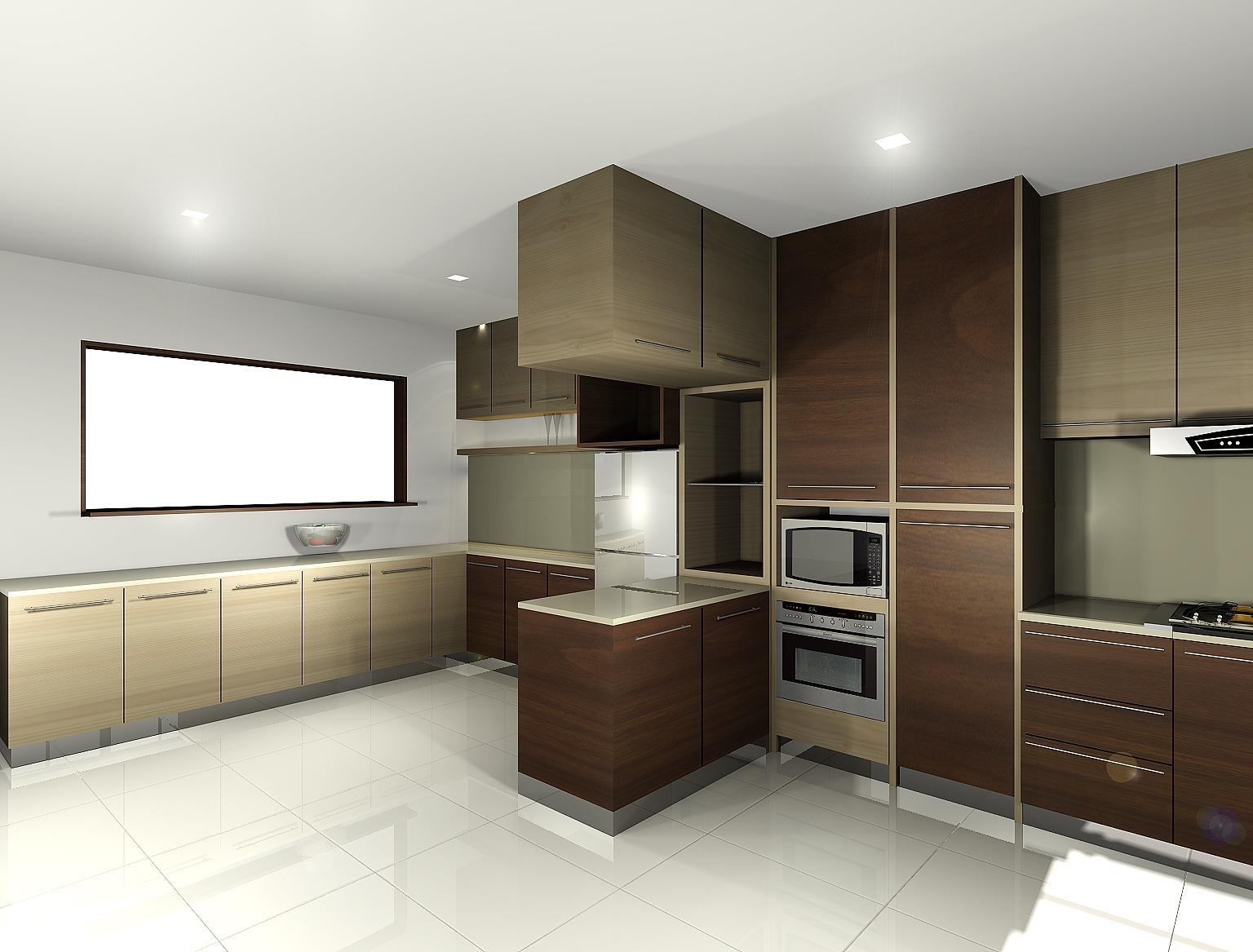 Mica Interior Design And Construction: Kitchen Cabinet