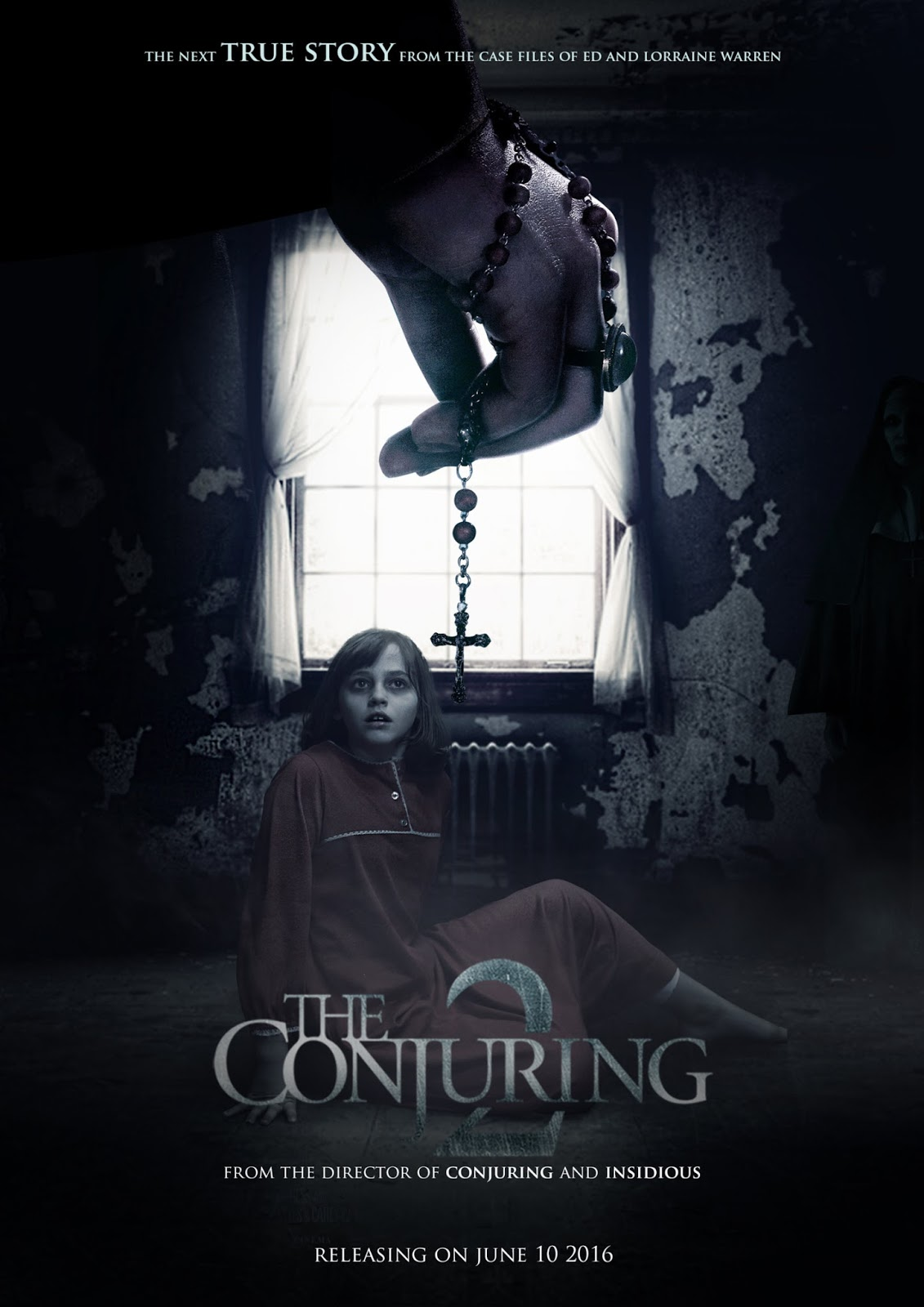 The Conjuring 2 (2016) BRRip 720P Download Hindi Dubbed – Dual Audio