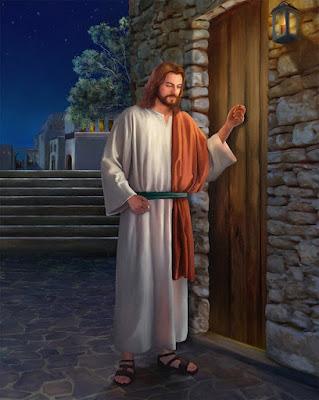 東方閃電-全能神教會-主耶穌叩門