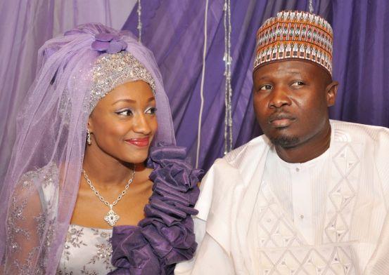 PHOTOS: Buhari's daughter wedding at Katsina