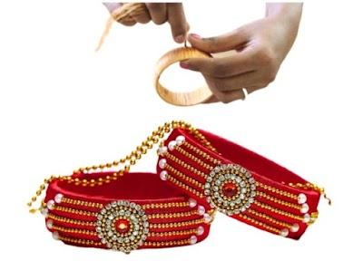 Cómo hacer 600 brazaletes de la India con hilos