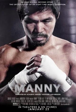 Manny [2014] [DVD FULL] [NTSC] [Subtitulado]