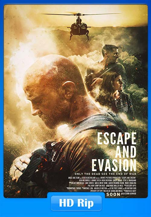 Escape And Evasion 2019 720p WEBRip x264 | 480p 300MB | 100MB HEVC