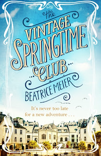 The Vintage springtime Club book cover