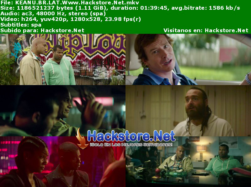 Capturas de Keanu (2016) Blu-Ray RIP HD Latino