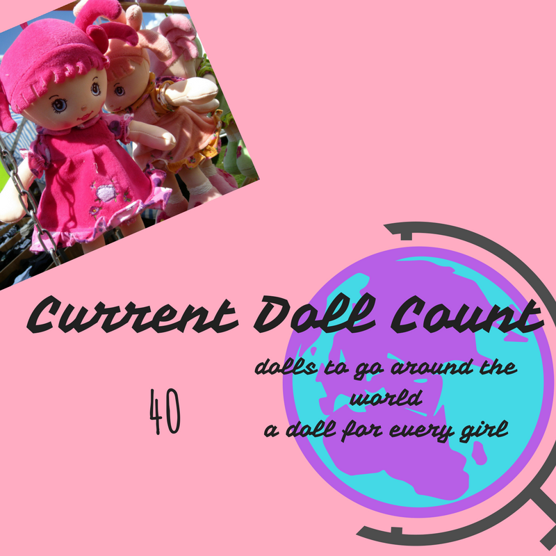 Current Doll Count....