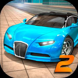 Extreme Car Driving Simulator 2 MOD APK terbaru
