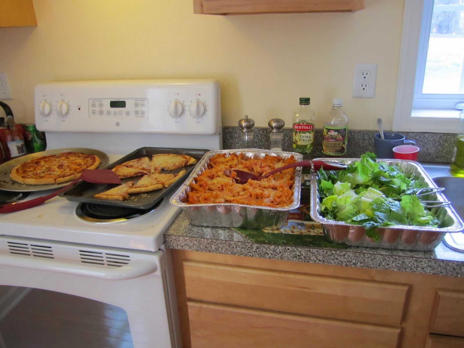 Easy Delicious And Cheap Baked Ziti Foodgazm