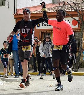 Atletismo Aranjuez Dragón Uceda