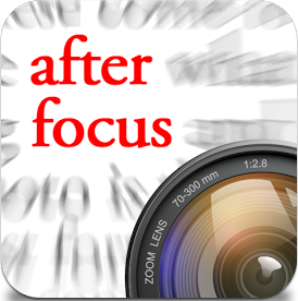 Aplikasi android kamera AfterFocus