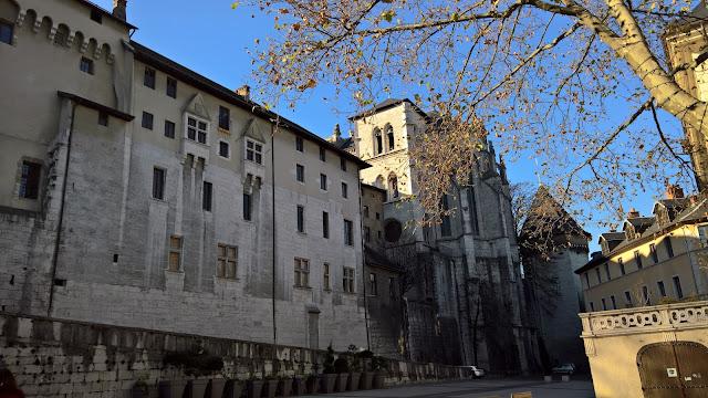 Castello dei duchi di Savoia di Chambery