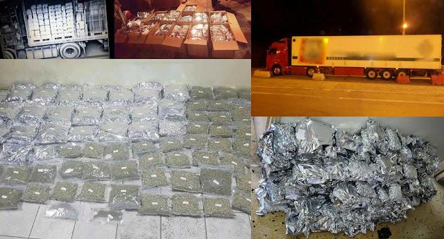 Ηγουμενίτσα: Λεπτομέρειες για την εξάρθρωση της μεγάλης σπείρας διακίνησης ναρκωτικών (+ΦΩΤΟ)