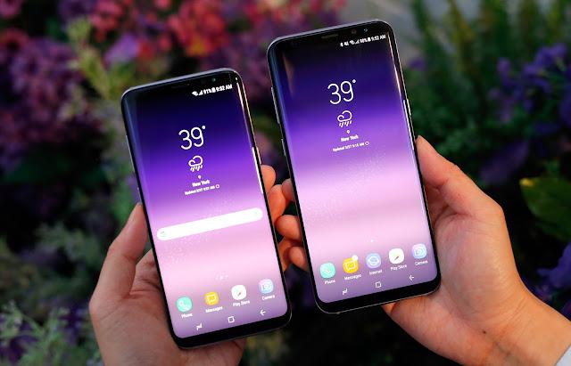 samsung galaxy 8 mejores Smartphone