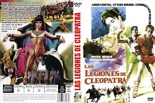 Las legiones de Cleopatra - Vittorio Cottafati