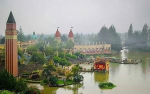 Wisata Kota Bunga Cianjur : Kota Cantik Seperti di Luar Negeri