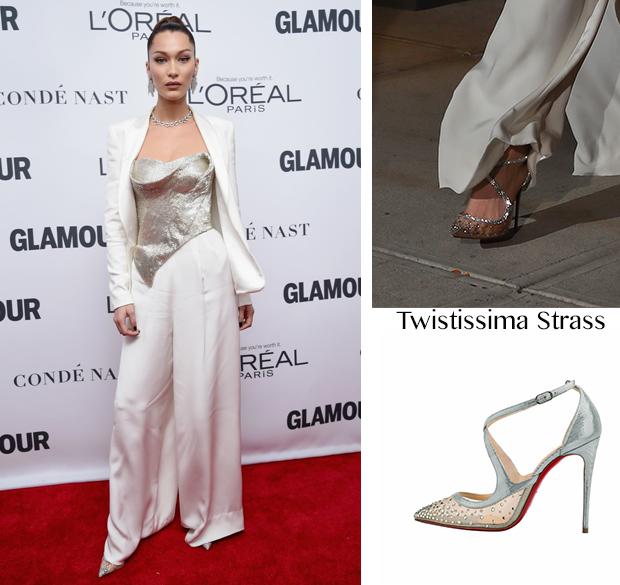 Bella Hadid - Glamour s 2017 Women of The Year Awards  6c07a475e
