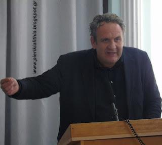 Ο Κώστας Πολυχρόνης, νέος Πρόεδρος Δημοτικής Κοινότητας Καλλιθέας. (Διεγράφη ο Ευάγγελος Κήπου)